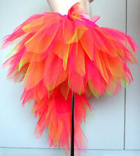 Bird of Paradise Fantasy Tutu with stunning Tail feature/Hen Party/Carnival etc