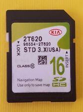96554-2T620 965542T620 2014 2015 KIA OPTIMA Navigation SD MAP DATA CARD