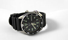 Seiko 6309-7290 Divers Watch Men Vintage 150M Automatic Stainless Steel #3189