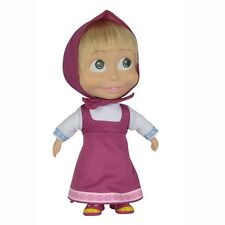 Masha et Michka - Masha and the Bear - Corps Mou Poupée Masha 23cm