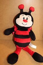 TU LARRY LADYBIRD PLUSH SOFT TOY BABY COMFORTER SAINSBURY