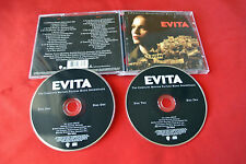 Evita [Motion Picture Music Soundtrack] by Madonna Import Canada CD Set 2