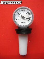 """Tank level indicator 2"""" GOK odour-sealing display Oil gauge"""