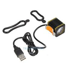 1000LM Mini USB CREE XM-L T6 4 Modes LED Front Bike Light Bicycle Headlight New