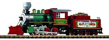 PIKO G SCALE CHRISTMAS MOGUL LOCO WITH TENDER | SHIPS IN 1 BUSINESS DAY | 38215