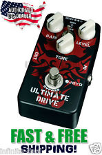 JOYO JF-02 Ultimate Drive Overdrive Effects Pedal FX Stompbox