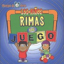 Rimas de Juego: Activity Rhymes * by Tiempo De Rima (CD, Mar-2004, Turn Up...
