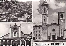 BOBBIO - Saluti - Vedute 1966