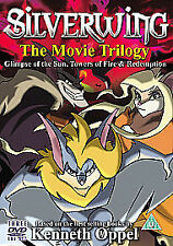 Silverwing - The Movie Trilogy [2003] [DVD], Very Good DVD, ,