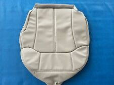 "2000-2002TAHOE/SUBURBAN/ LEATHER DRIVERS SEAT COVER SHALE ""CREAM"" CODE#522/52-i"