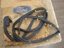 NOS OEM Ford 1966 Thunderbird Door Gasket Rubber Weatherstrip T-Bird