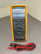 FLUKE 287 RAILWAY TPWS TRUE RMS DIGITAL MULTIMETER GRAPHICAL DATA LOGGER