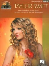 Piano Play-Along Taylor Swift Learn COUNTRY Pop PIANO Guitar PVG Music Book