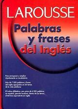 Palabras y frases del ingles (Spanish Edition)