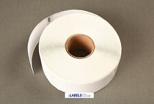 1 Roll of 500 1x2.125 Dymo® Compatible 30336 Blank UPC Address Mailing Labels