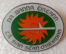 Irish Republican Clonard Fian Sean O'Riordan Ltd Ed Pin Badge LAST 10!
