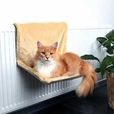 New Trixie Radiator Hammock Plush Cat Bed BEIGH 43201