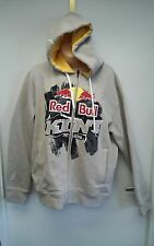 X games Red Bull kini Collage Hoodie Grey limited size L