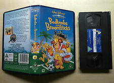 DISNEY - BEDKNOBS AND BROOMSTICKS - VHS VIDEO - BRAND NEW & SEALED