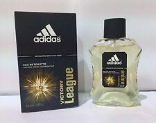 Adidas Victory League 3.4 Oz Eau De Toilette Spray New In Box Cologne For Men