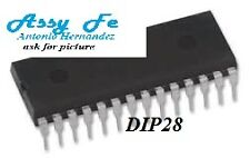 2 pcs x HM6264LP-12 IC-DIP28 Static RAM 8Kx8