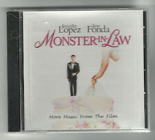 Monster-In-Law: More Music from the Film - Soundtrack 2005 CD (NEW SEALED)