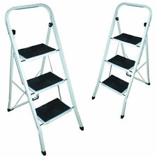 STEP Ladder stepladder 3 pedata Tier CASA Acciaio Steel Construction