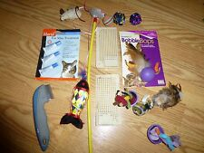 Cat Supplies and Toys
