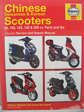 GEELY SHINERYRAY KYMCO HIMO GY SUPERBYKE HAYNES MANUAL