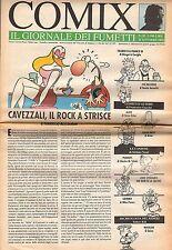 [MAB7] COMIX IL GIORNALE DEI FUMETTI ANNO 1992 NUMERO 35