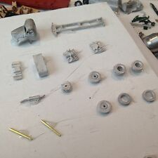 ULRICH 1/87 REO TRACTOR AND OR CAB & CHASSIS WITH DUMP BODY AND LOAD