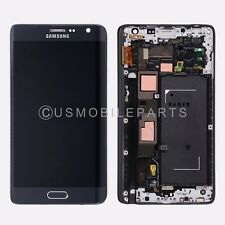 Samsung Galaxy Note Edge N915V N915P LCD Display Touch Screen Digitizer + Frame