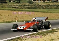 Clay Regazzoni Ferrari 312 B2 Austrian Grand Prix 1972 Photograph