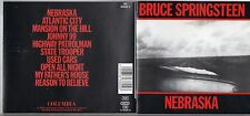 BRUCE SPRINGSTEEN CD NEBRASKA made in AUSTRIA 10 tracce