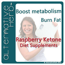 30 RASPBERRY KETONE 1000MG RAPID FAT BURNING WEIGHT LOSS DIET SLIMMING PILLS