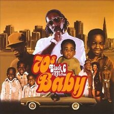 Black C Of R.B.L. Posse: 70s Baby  Audio CD