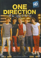 One Direction : All the Way to the Top (DVD)