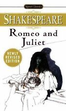 Romeo and Juliet, William Shakespeare, New Book