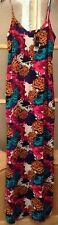 BNWT * NEXT * MAXI FLORALDRESS, 12 (UK), STRAPPY HOLIDAY DRESS, SUMMER FLORAL