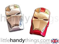 MARVEL IRON MAN GOLD / SILVER 16GB USB Flash Drive / PEN DRIVE storage portatile