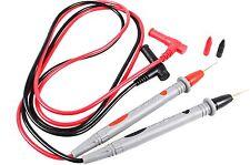 Hochflexible Nadelspitze  Prüfkabel Messleitung Multimeter Voltmeter Kabel 20A