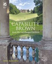 Capability Brown: And His Landscape Gardens, Sarah Rutherford, Very Good conditi