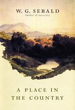 A Place in the Country - Good - Sebald, W.G. - Hardcover