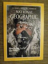 National Geographic- NORTH TO THE POLE - SEPTEMBER 1986