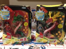 Dragon Ball Z Green / Red Shenron + Gohan / Goku Dragonball DBZ Jakks GT Lot