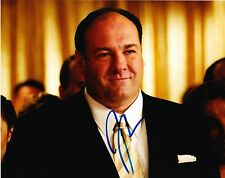 James Gandolfini + + AUTOGRAFO + + I Sopranos + + Zero Dark Thirty