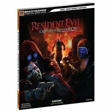 Resident Evil: Operation Raccoon City Signature Series Guide (Bradygames Signatu