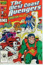 West Coast Avengers # 13 (USA, 1986)