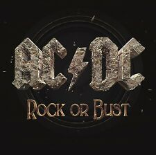 AC/DC - ROCK OR BUST  VINYL LP LIMITED EDITION SINGLE NEU