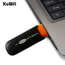 WIFI Dongle 3G USB Modem WIFI Router Mobile Wireless Network Hotspot &SIM Slot